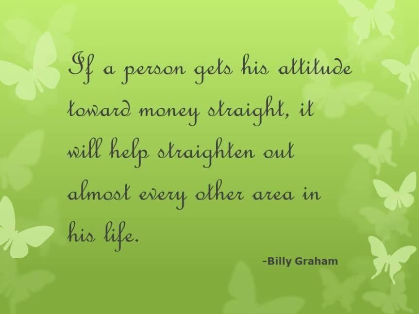 money-attitude